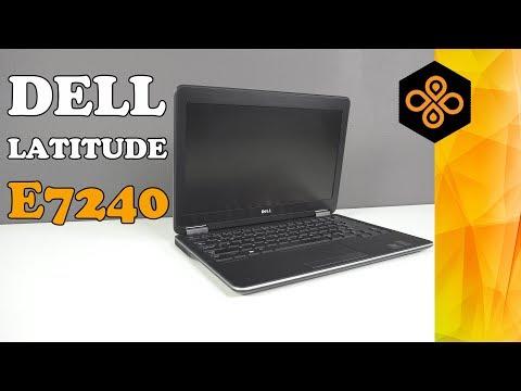 Dell Latitude E7240: Mỏng, Nhẹ, Nhanh, Màn hình 12.5 inch