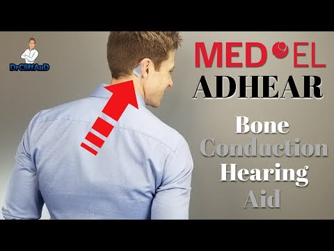 Newest Bone Conduction Hearing Aid | Med-EL ADHEAR