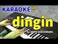 Download Lagu DINGIN - Hetty Koes Endang  KARAOKE HD Mp3 Free