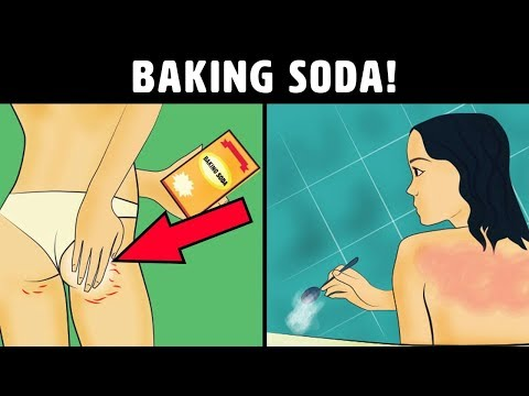 11 Baking Soda Tricks That Every Woman Should Know