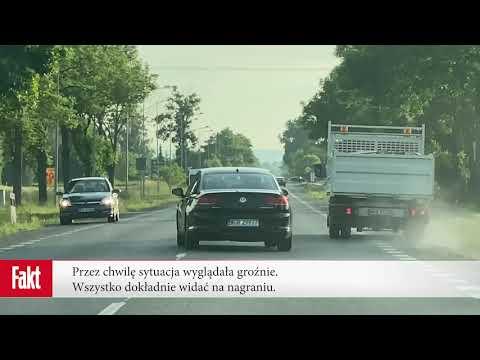 Suski próbował dogonić Sasina w drodze na zebranie klubu PiS. Kierowcy uciekli na pobocze.