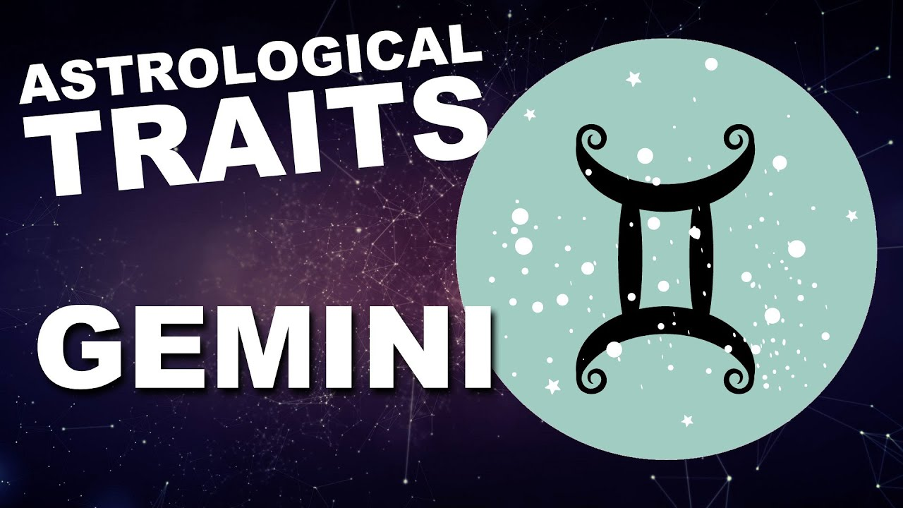 Gemini: Astrological Traits