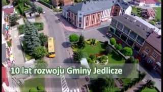 preview picture of video '10 lat rozwoju Gminy Jedlicze'
