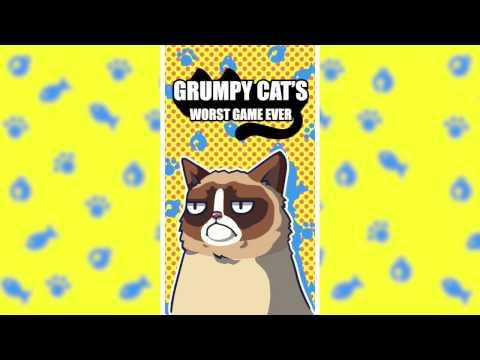 Vídeo do Grumpy Cat: Um Jogo Horrível