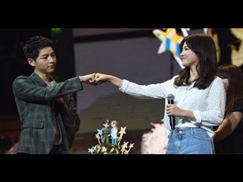 [FULL] ENG SUB 160617 Song Joong Ki Chengdu Fan Meeting 송중기 청두팬미팅 (Guest: Song Hye Kyo 송혜교)