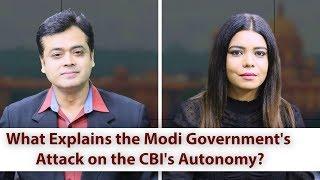 Modi Sarkar Kyun Kar Rahi Hai CBI Mein Taktha Palat?