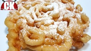 Fair Grounds Funnel Cake!