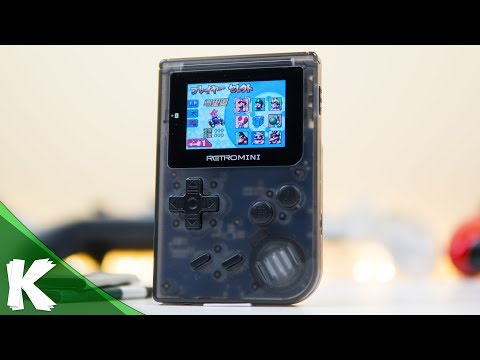 Retro Mini | 2 Inch | Hand Held GameBoy - MD - NES - Console | Review