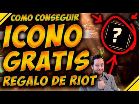 Cómo conseguir un ICONO GRATIS, regalo de RIOT | Noticias League Of Legends LOL