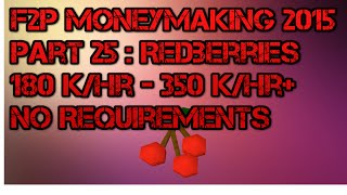 red berries runescape - Free video search site - Findclip