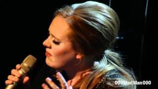 Adele - 09. Take it all - Full Paris Live Concert HD at La Cigale (4 Apr 2011)