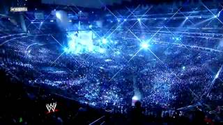 WrestleMania 29 Promo - Official Theme Song- Angels   Airwaves Surrender