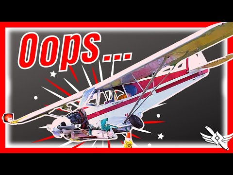 Tailwheel Endorsement Tips  -  Taildragger vs Tricycle Gear