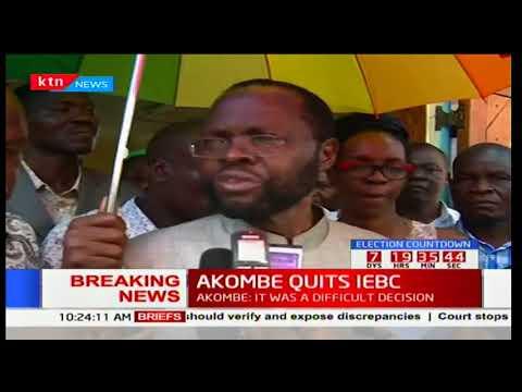 Kisumu governor, Anyang' Nyong'o holds security meeting