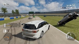 Forza 7 - RIP Honda Odyssey now banned in online public lobbies