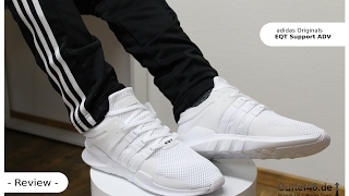 best service a1b99 d6f06 ... coupon code for adidas eqt support adv deutsch review l on feet l haul  l overview
