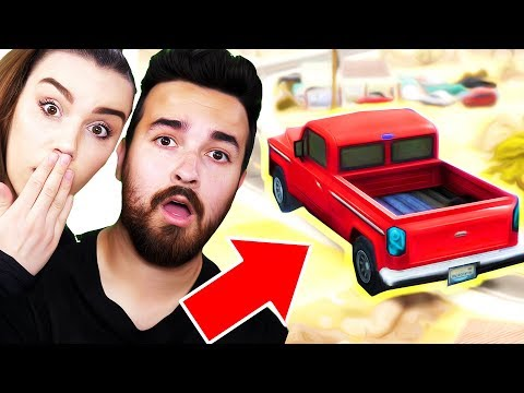 """First """"DRIVEABLE"""" Cars in The Sims 4! (well kind of)"""