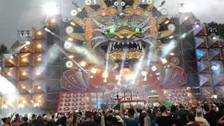 Wildstylez plays Lies or Truth @ Electric Love Festival 2015 Q-Dance Stage