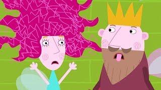 Ben e Holly em Português Completo ⭐️ Rainha Thistle   HD   Desenhos Animados