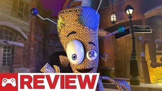 Voodoo Vince Remastered Review
