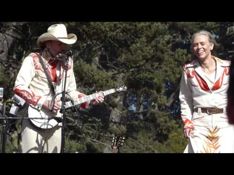 "Gillian Welch ""Six White Horses"" Hardly Strictly Bluegrass 2015"
