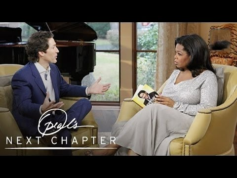 Pastor Joel Osteen Discusses Sin and the Path to God | Oprah's Next Chapter | Oprah Winfrey Network
