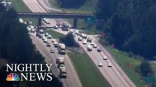 1 Million People In The Southeast Ordered To Evacuate Ahead Of Hurricane Florence | NBC Nightly News