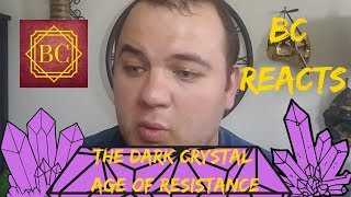 The Dark Crystal Age of Resistance Official Teaser 2019 Reaction