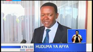 Gavana Alfred Mutua ashauri serikali itenge fedha kwa minajili ya mpango wa afya kwa wote