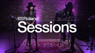 "Roland Sessions: LIZ LOKRE  ""Rapid Fire"""