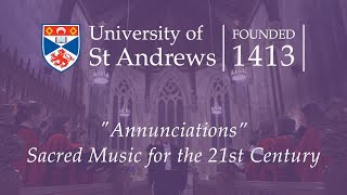 """""""Annunciations"""" CD Release"""