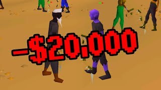 How Staking Ruined Their Lives - (OSRS Mini-Documentary)