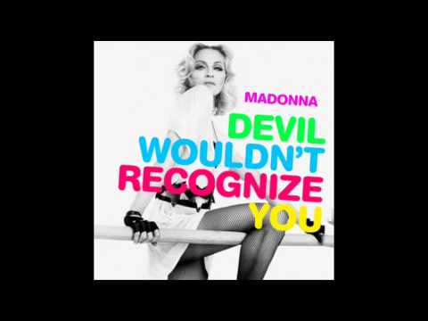 Madonna Devil Wouldn't Recognize You (DirtyHands Incognito 12'')