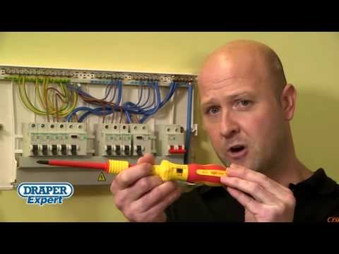 Draper Expert VDE Torque Screwdriver Set