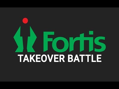 Fortis picks the winner after five-way bidding war