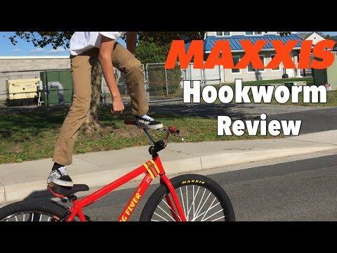 Maxxis Hookworm Review – SE Bikes/BMX