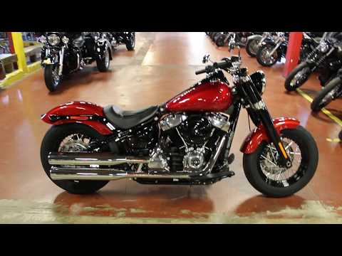 2018 Harley-Davidson Softail Slim® 107 in New London, Connecticut - Video 1