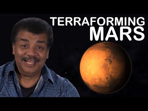 Terraforming Mars with Neil deGrasse Tyson