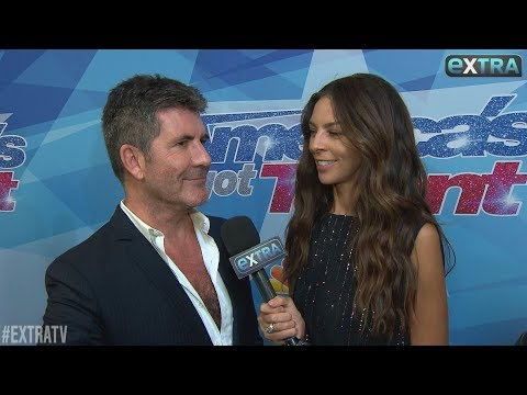 Simon Cowell Reflects on His Joke About Mel B's Marriage — Does He Regret It? (видео)