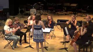 National Youth Music Camp T1 String Group