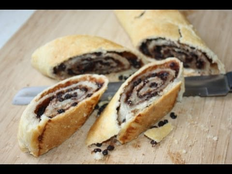 How To Make Currants Roll As It's Done in Trinidad and Tobago.