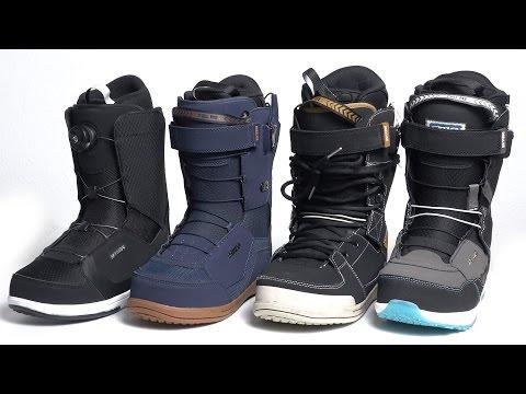 Die ultimative Snowboard-Boots Kaufberatung