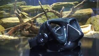 Маска C4 PLASMA XL black дляфридайвинга и  подводной охоты от компании МагазинCalipso dive shop - видео