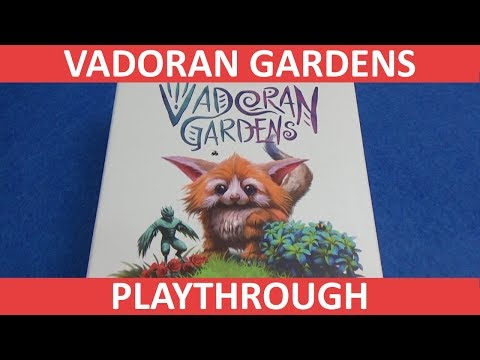 Vadoran Gardens - Playthrough - slickerdrips