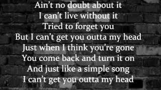 Outta My Head Daughtry Lyrics