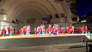 原宿スーパーよさこい2010_舞華(まいか)