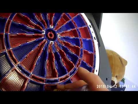 Dartautomat Löwen darts HB 8 Spitzen entfernen mit dem Dartspitzen Ausdrücker und Segmente Tausch