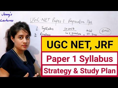 UGC NET Exam   Paper 1 Syllabus   Preparation strategy   Important ...