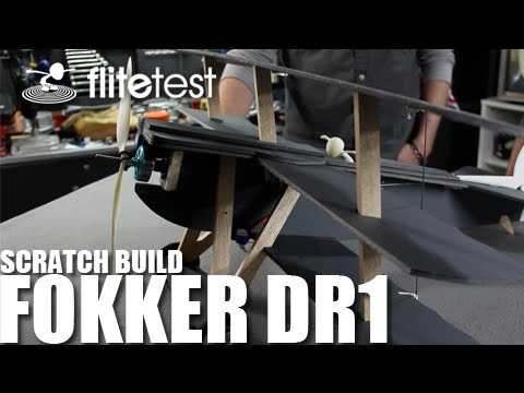 flite-test--fokker-dr1--review