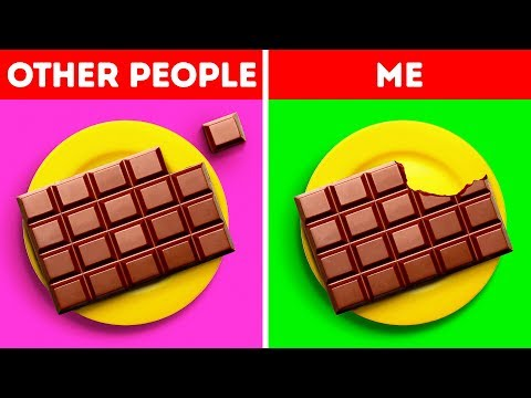 OTHER PEOPLE VS. ME || SO TRUE!